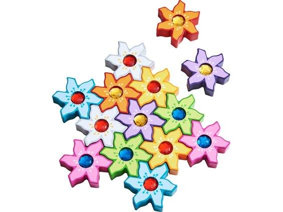 3D puzzle carovne kvetinky 1