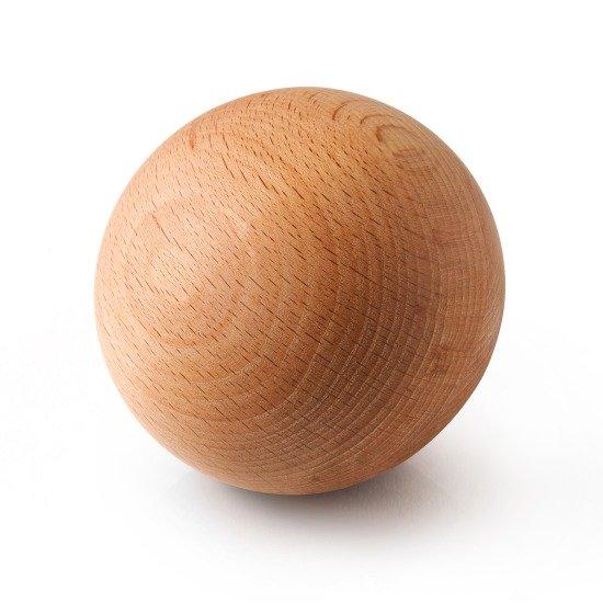 Drevena masazna lopticka