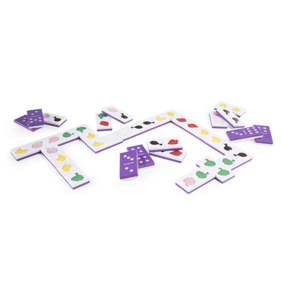 Hmatove domino jedlo 3