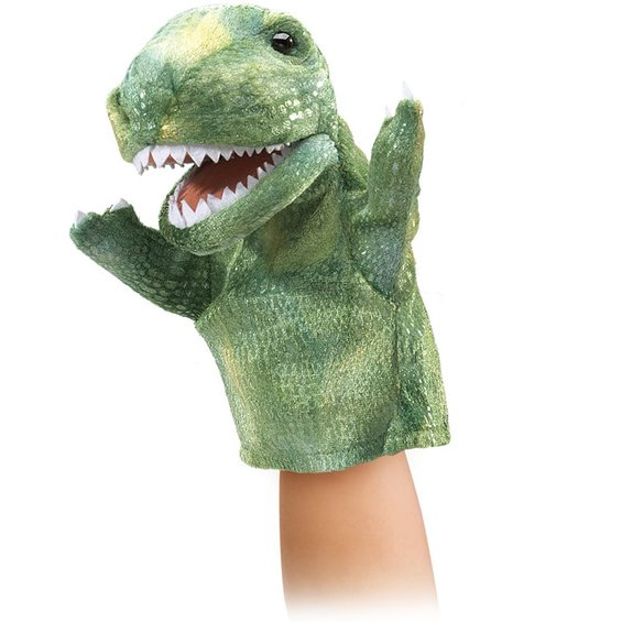 Manuska tyrannosaurus rex 2