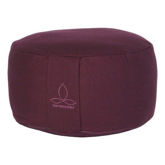Meditacny vankus fialovy