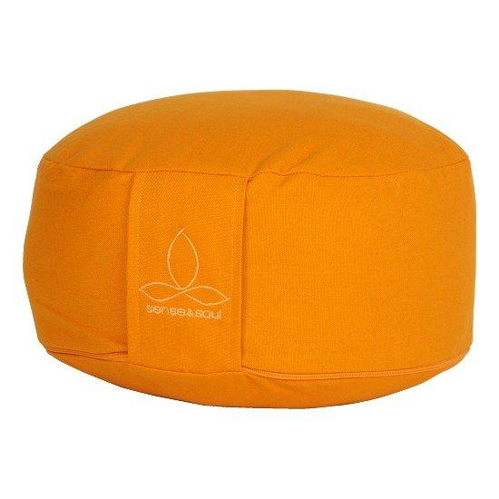 Meditacny vankus oranzovy