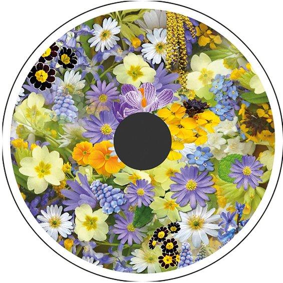 Obrazkovy kotuc kvety