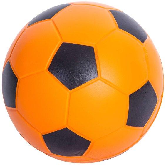 Penova futbalova lopta oranzova