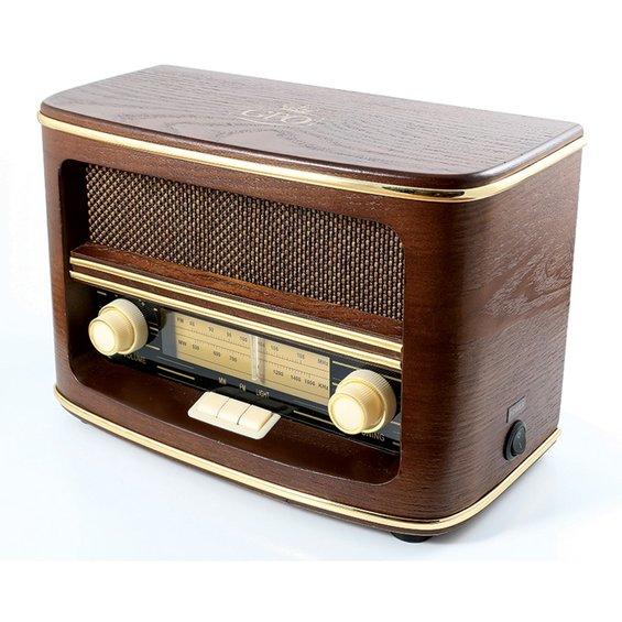 Reminiscencna pomocka radio winchester