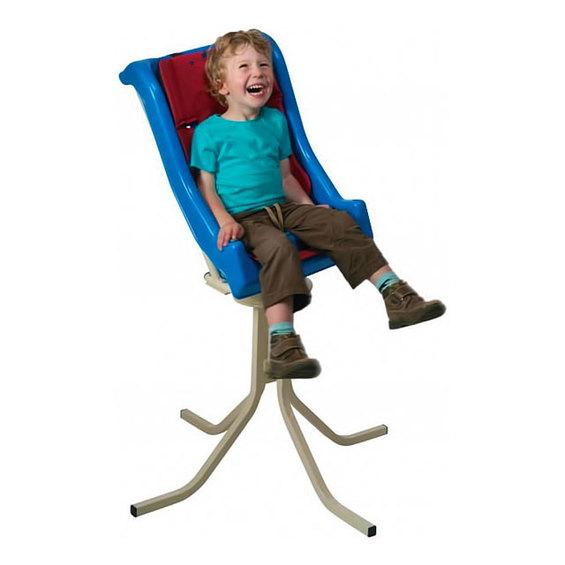 Rotačné kreslo pre deti