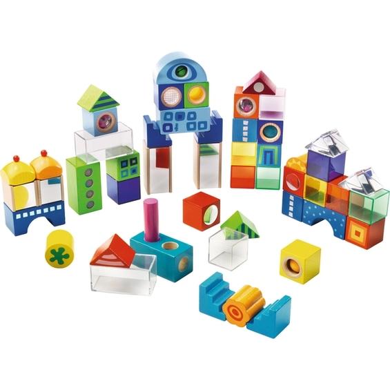 Senzorické kocky - Súprava 41 kusov