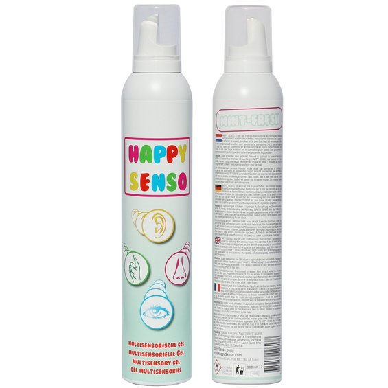 Senzoricky gel happy senso matovy
