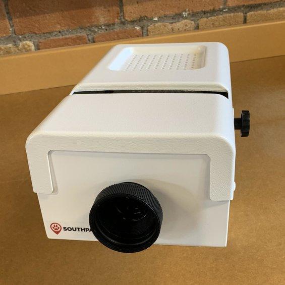 Southpaw led projektor 1