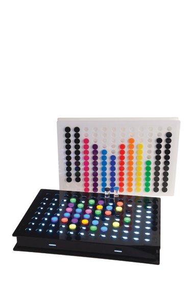 Svetelna tabula s trubickami 1