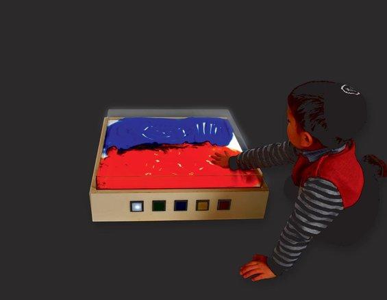 Svetelny box 3