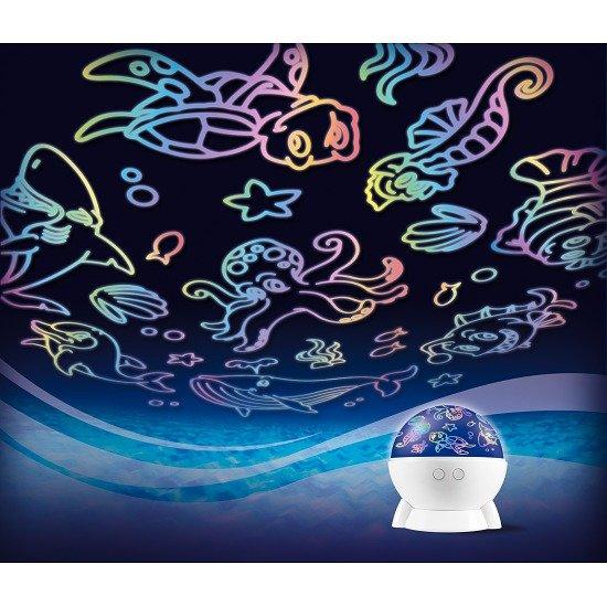 Svetelny projektor 1