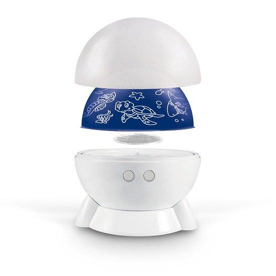Svetelny projektor 3