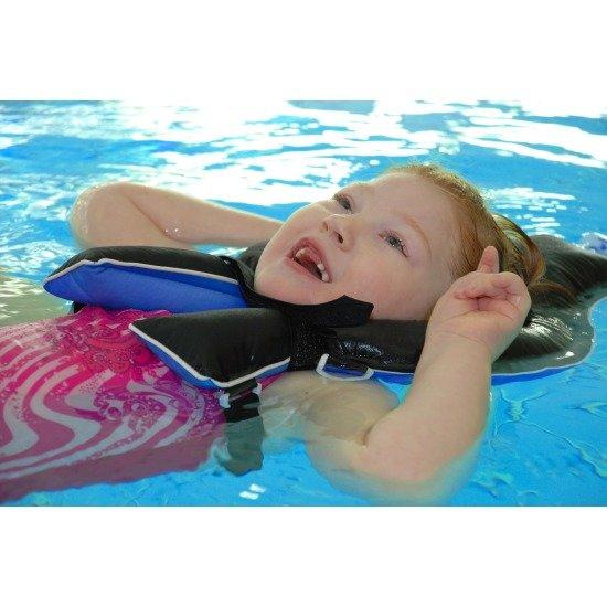 Terapeuticky plavajuci golier 3