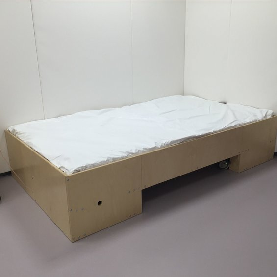 Vibroakusticka vodna postel 1