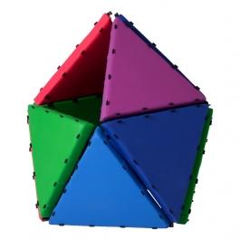 Stavebnica Tukluk - malé trojuholníky