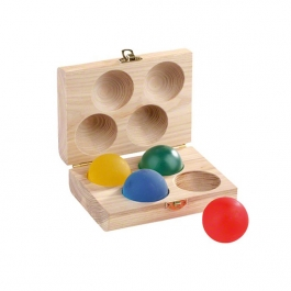 Sada rehabilitačních míčků