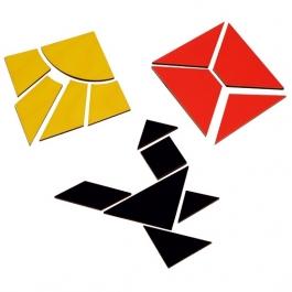 Nikitin - čtverce
