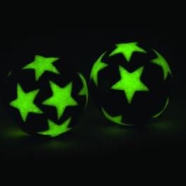 Skákajúce UV loptičky