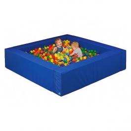 Velký kuličkový bazén s kuličkami