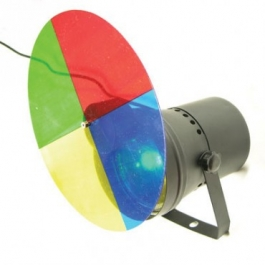 Reflektor k zrcadlové kouli