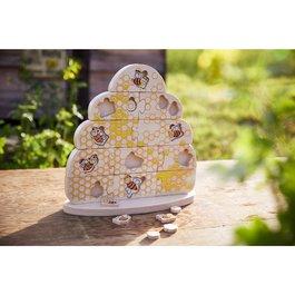 3D puzzle - Úľ pre včielky