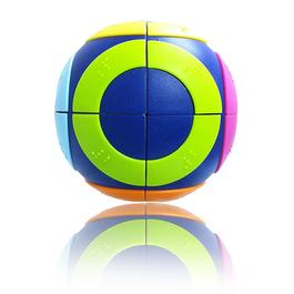 Braillův puzzle míč