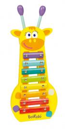 Dětský xylofon - Žirafa
