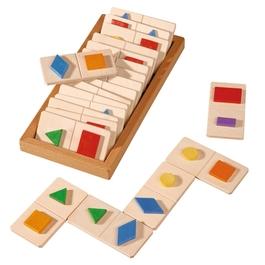 Domino - Dotykové tvary