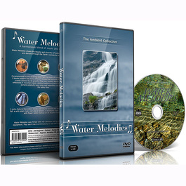 DVD Vodné melódie