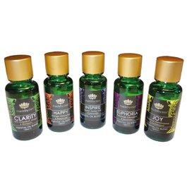 Esenciálne oleje - aktivizačná kolekcia