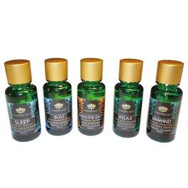 Esenciálne oleje - upokojujúca kolekcia