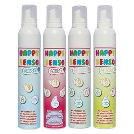 Kolekcia farebných gélov Happy Senso
