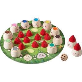 Hmatová hra - Lesní skřítci