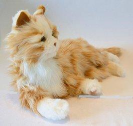 Interaktivní terapeutická kočka