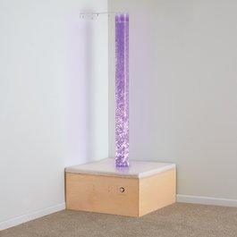 Interaktivní bublinkový válec se základnou (1,75 m)