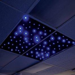 Interaktivní hvězdný panel