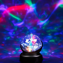 Kaleidoskopická lampa