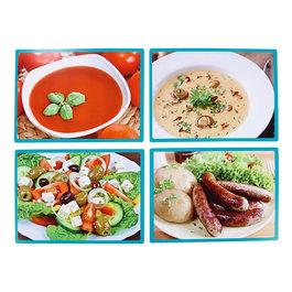 Kolekcia fotografií - Bežné jedlá