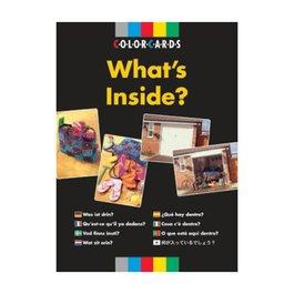 Kolekce fotografií - Co je uvnitř?