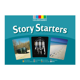 Kolekce fotografií s CD-ROM - Úvod do příběhu