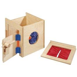 Krabička s mizícími předměty