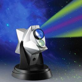 Laserový projektor hvězdného nebe