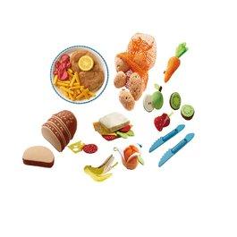 Látkové jídlo - Sada 1