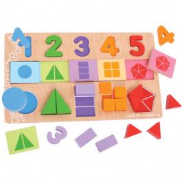 Matematické puzzle