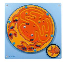 Nástenný labyrint - Krab