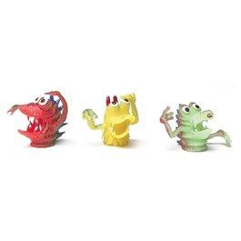 Navlékací figurky - Sada 6 kusů