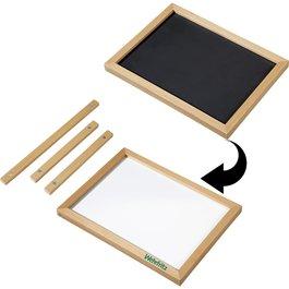 Obojstranná magnetická tabuľka
