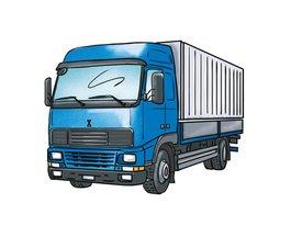 Obrázková kolekce - Doprava a stavby