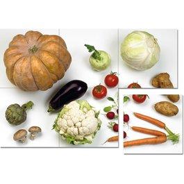Obrázková kolekcia - Zelenina